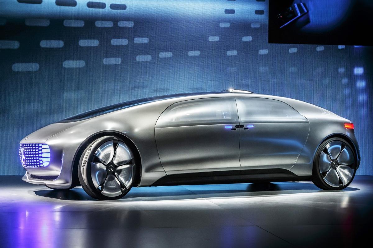 ¿Será el SUV el modelo referencia para la tecnología de la conducción autónoma?